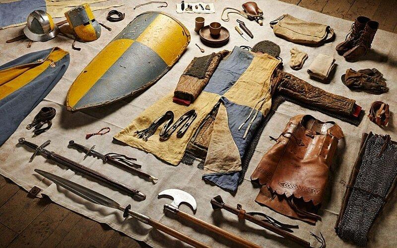 1244, конный рыцарь, осада Иерусалима.jpg