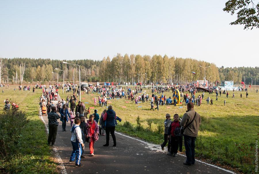 день бега саров 2014