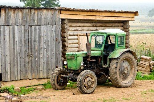 фото российской деревни 21 века