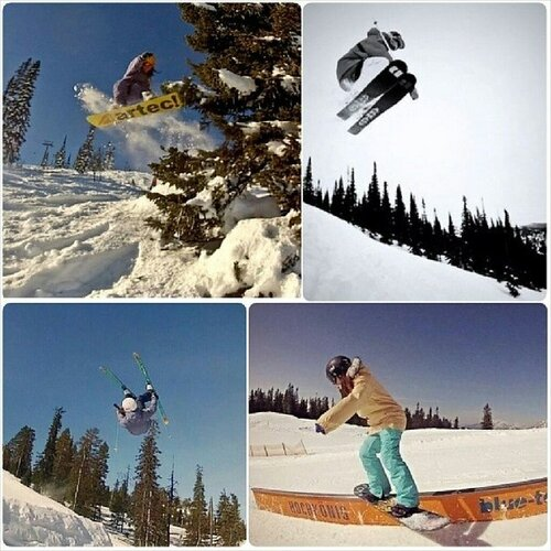 All we want - 13/14 season movie about female snowboarding and freeskiing from Russian girls.