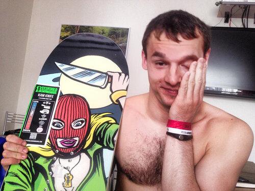 Алексея Соболева заваливают гневными SMS