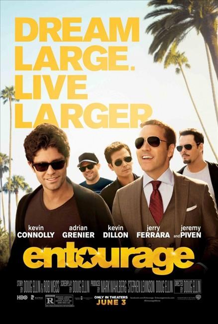 ����� ������� / Entourage (2015)