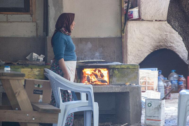 Турция. Geyikbayiri. Новый год и апрель 2015