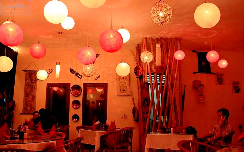 Ресторан Бали-клуб