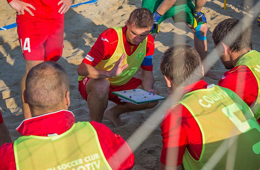 пляжный футбол Анапа Кубок
