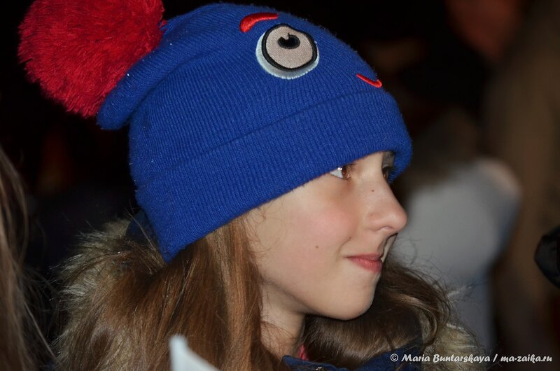 Фестиваль водных фонариков, Саратов, Набережная Космонавтов, 04 ноября 2014 года