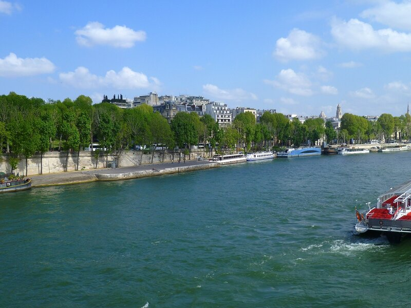 Париж, Сена (Paris, the Seine)