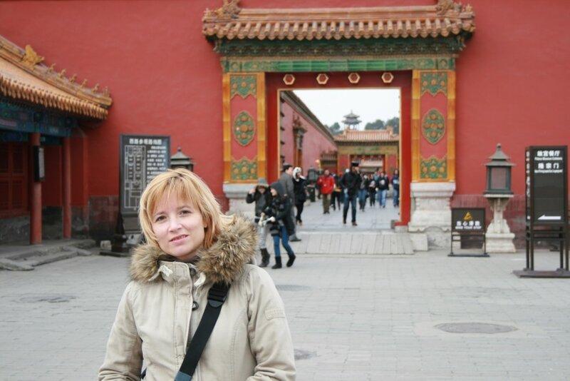 Пекин, в Запретном городе