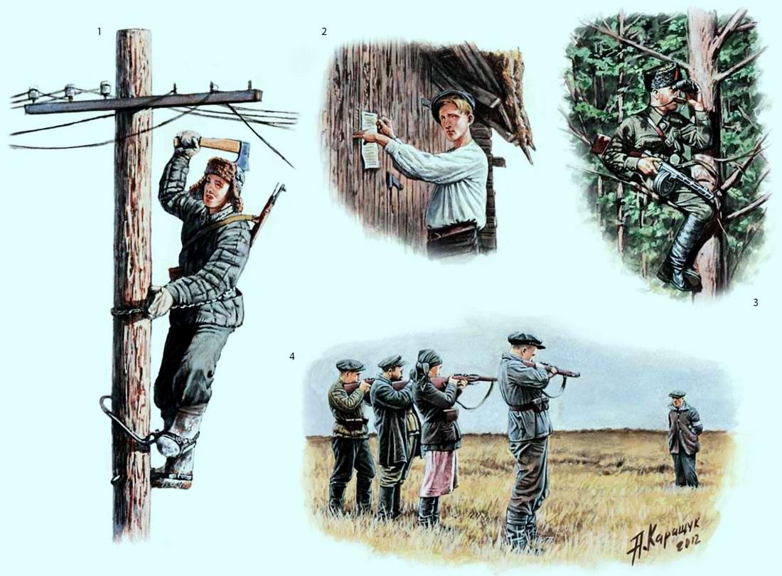 Советские женщины в рисунках 21 фотография