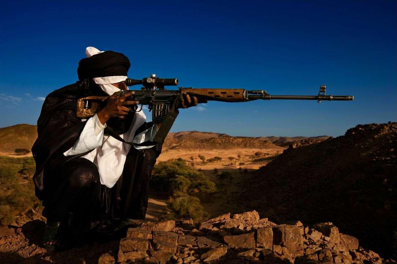 Воинственные североафриканские туареги на снимках фотографа из ЮАР Brent Stirton (11)