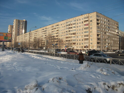 пр. Луначарского 82к1