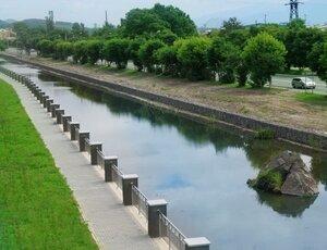 В Находке завершаются работы на самом протяженном участке реки Каменка