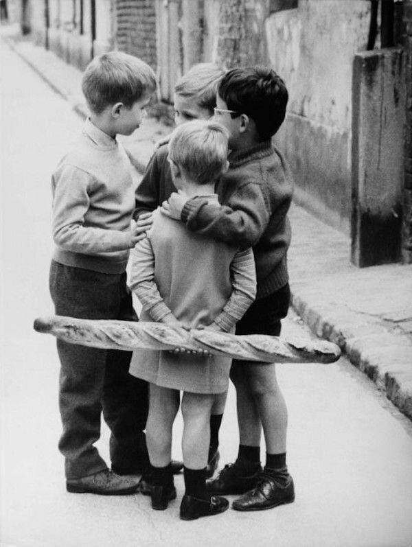 1950. Банды Парижа