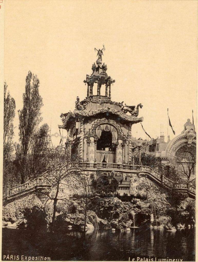 Дворец Света