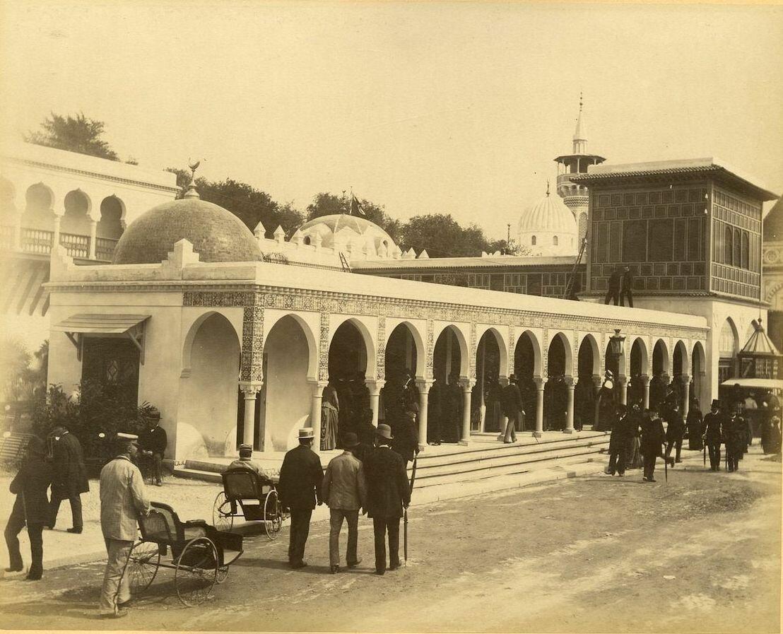 Павильон Туниса