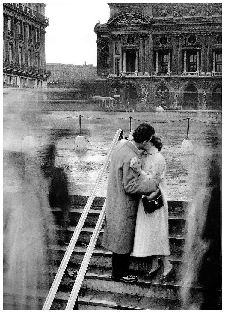 1950. Поцелуй у Оперы