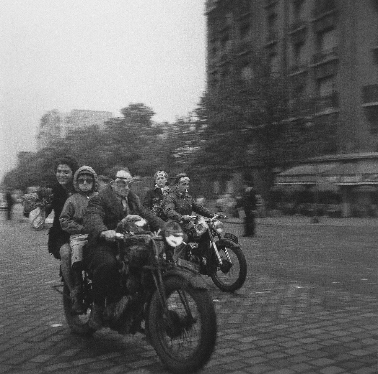 1953. Порт де Орлеанс