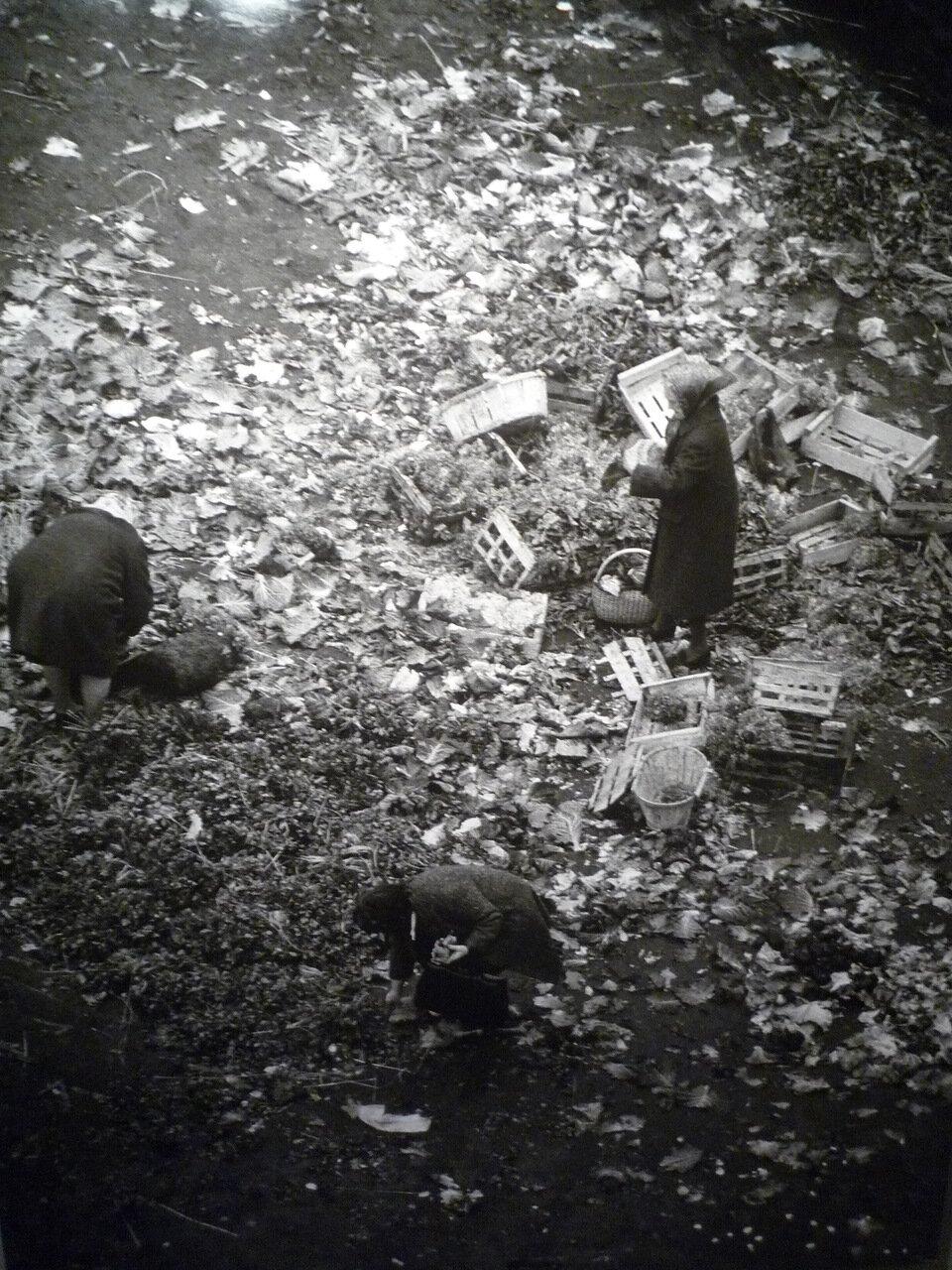 1967. Ле-Аль. После закрытия рынка