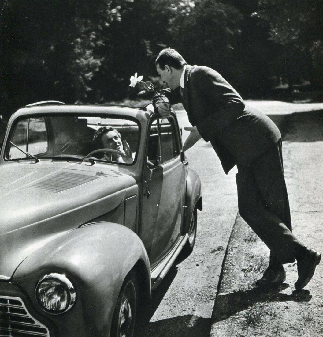 1956. Булонский лес