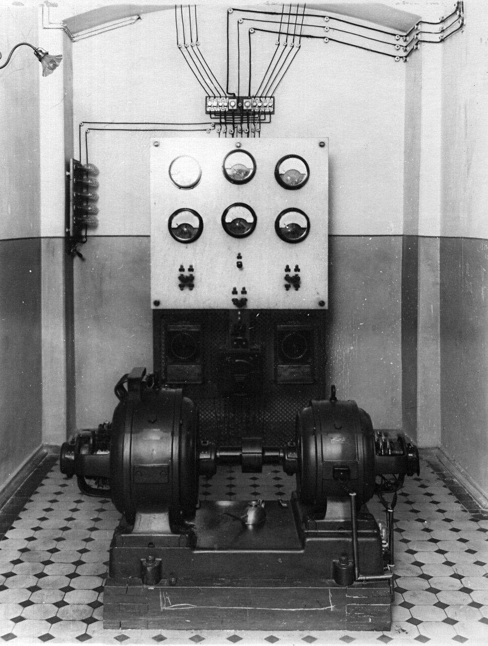 14. Динамо-машина