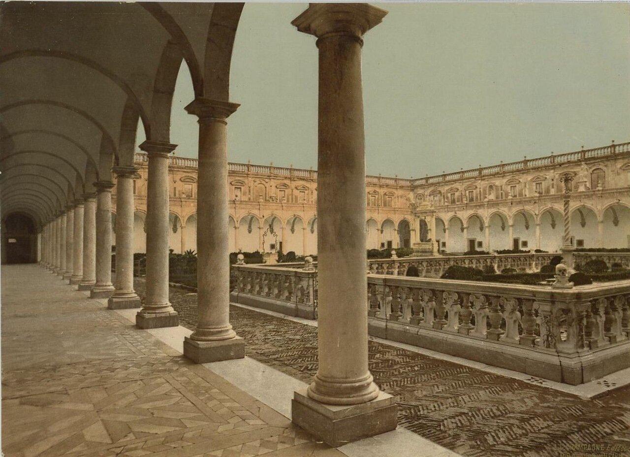 Монастырь Чертоза-ди-Сан-Мартино