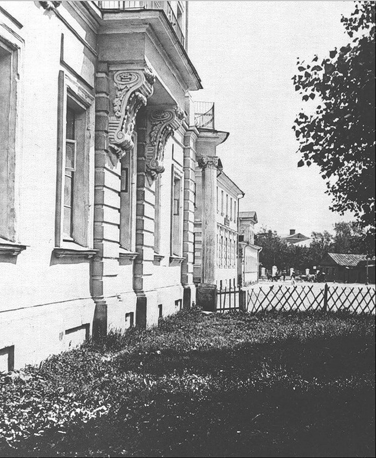 483. Черняевское женское училище