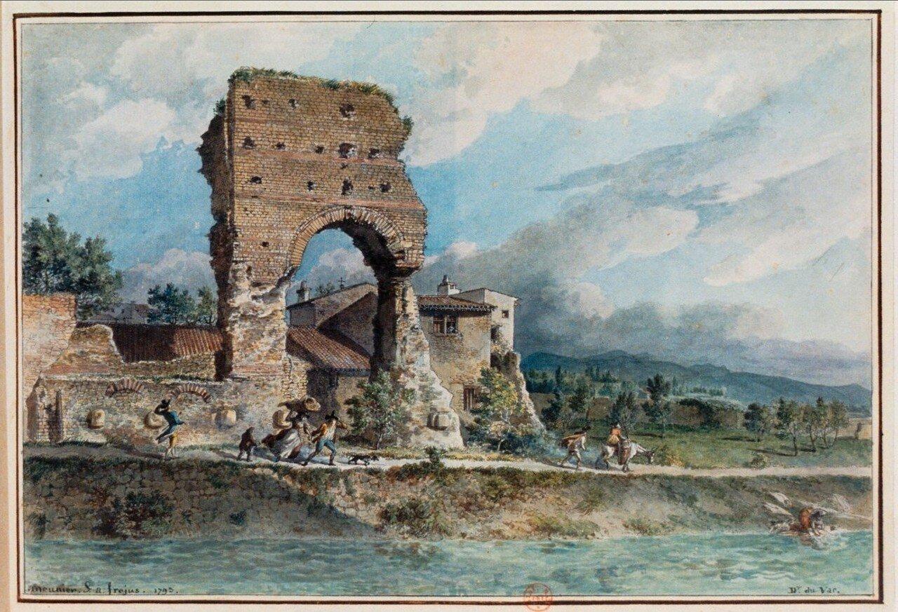 Золотые ворота. 1798