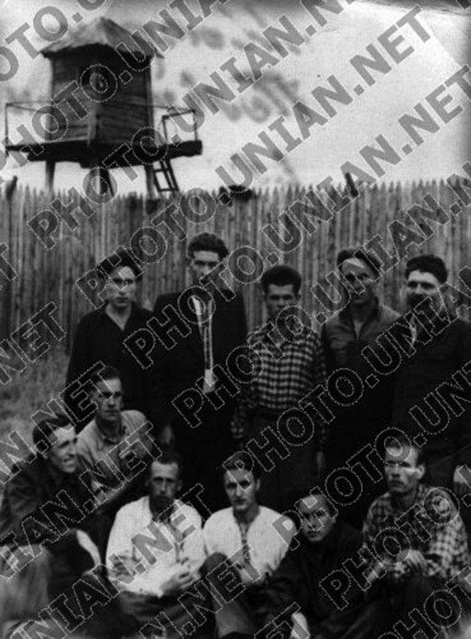 Бандеровцы в Магадане
