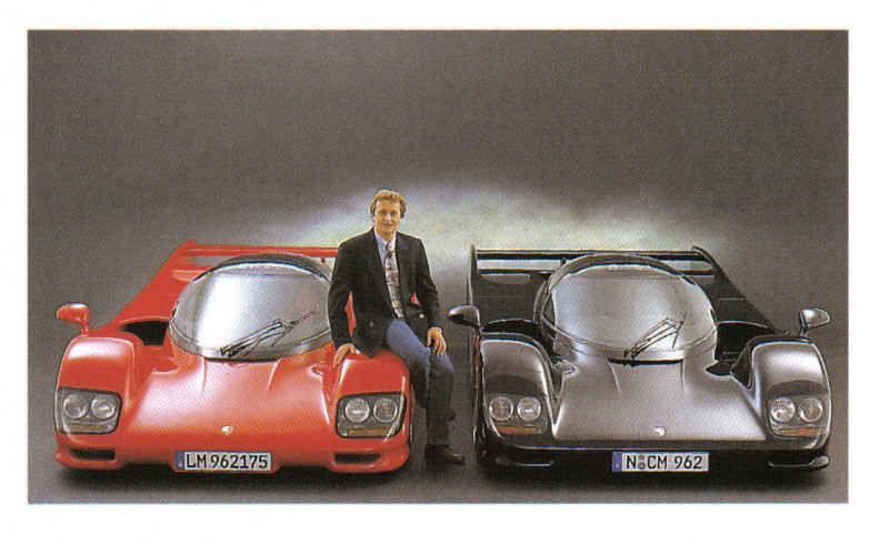Dauer-Porsche 962