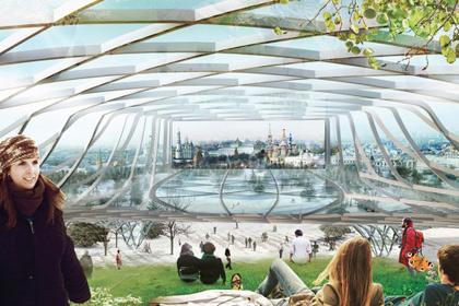 К юбилею столицы под стенами Кремля будет заложен парк