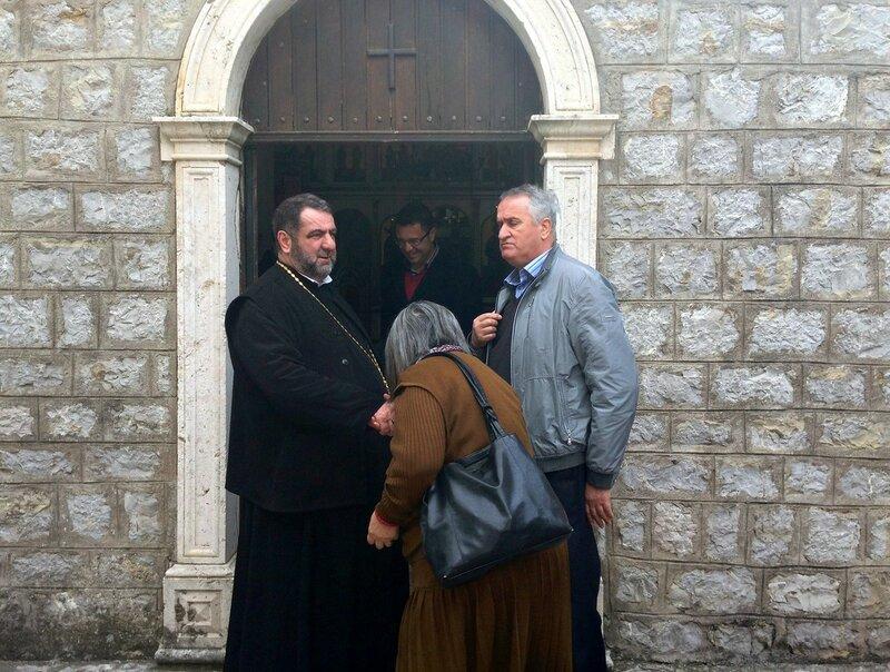 Пасха в Черногории