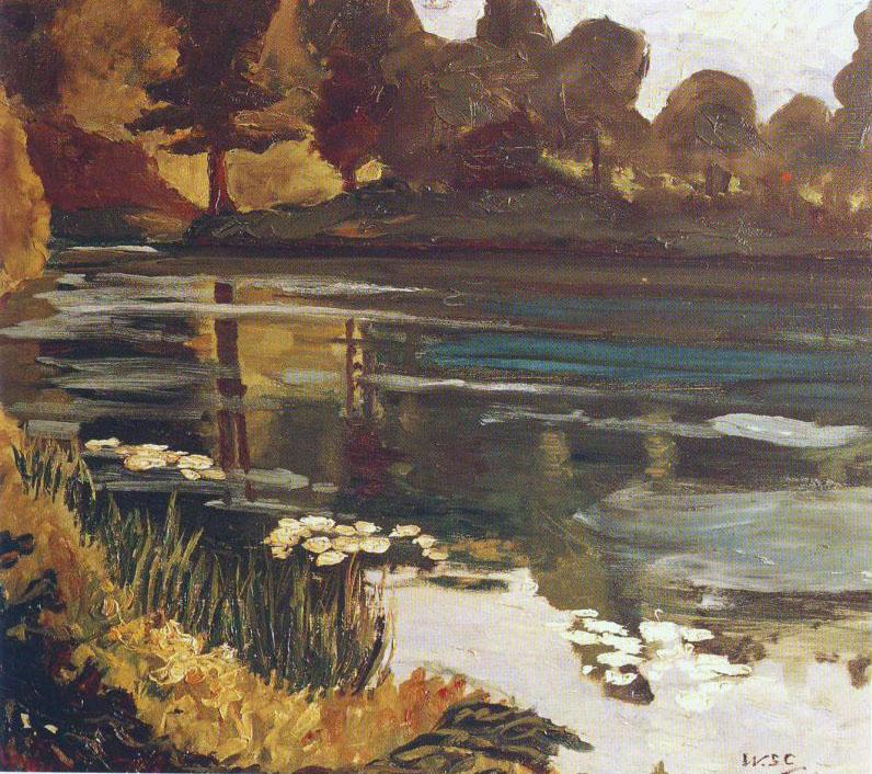 + 1926 Озеро, Бленхейм.jpg