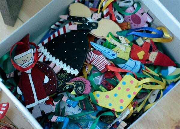 Как сделать новогодние игрушки своими руками.