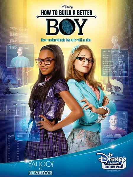 ��� ������� ���������� ����� / How to Build a Better Boy (2014/WEB-DL 1080p/WEBDLRip/1400Mb/700Mb)