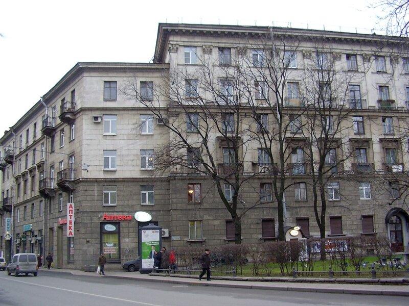 Чкаловский пр., дом 44