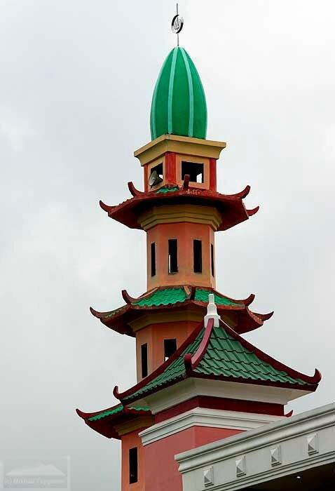 Мечеть Чжэн Хэ в Палембанге