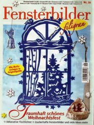 Журнал Fensterbilder filigran №16 2013