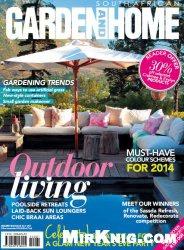 Журнал SA Garden and Home Magazine January 2014