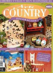Arte Country Decoracion  Ano.1 No.2