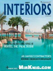 Society Interiors Magazine March 2014