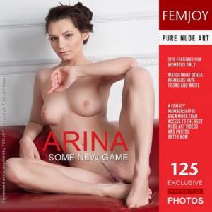 Журнал Журнал FεmJοy - 2012-06-03 - Аrіnа - Ѕοmе Νеw Gаmе