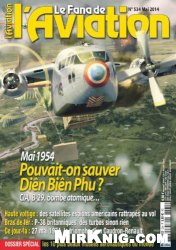 Журнал Le Fana de L'Aviation №5 2014