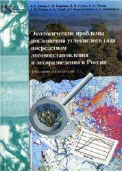 Книга Экологические проблемы поглощения углекислого газа посредством лесовосстановления и лесоразведения в России