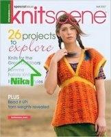 Журнал Knitscene - Fall 2007