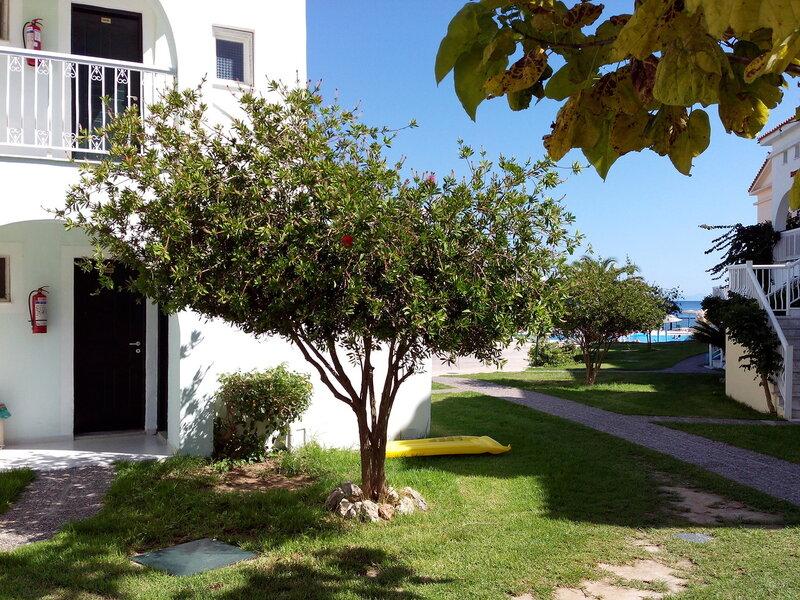 Кавос - отель Sea Gardens