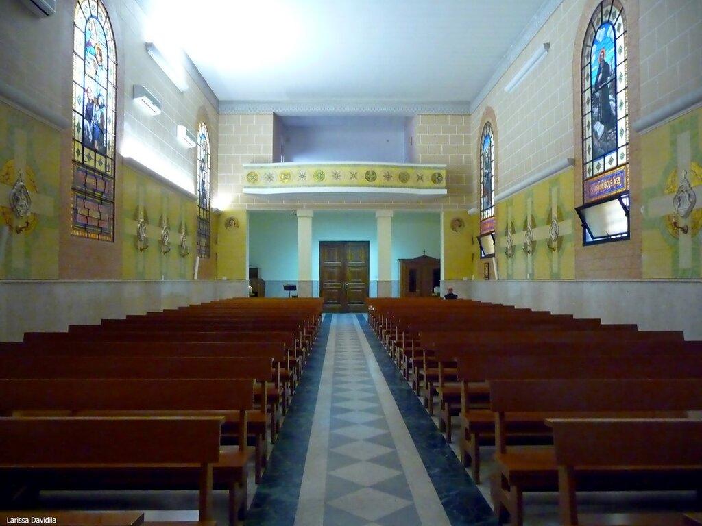 Chiesa del SS Salvatore alla Torre.