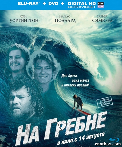 На гребне / Дрифт / Drift (2013/BDRip/HDRip)