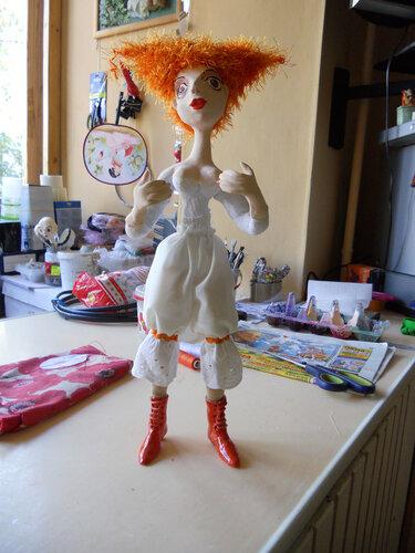 Кукла изнутри (мастер-класс).