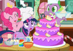 Дружба Это Чудо готовим к Рождеству (Pony Cooking)