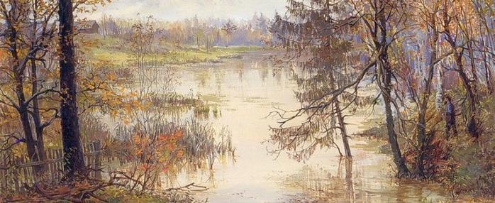 Художник Мария Вишняк